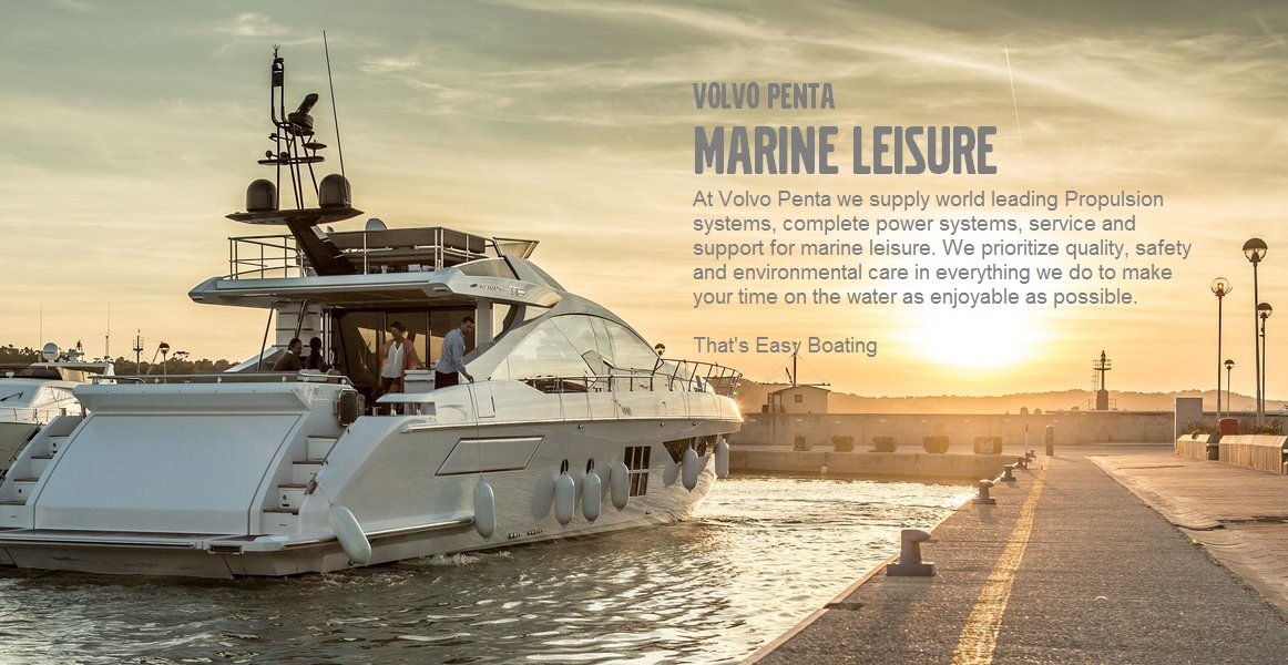 Picture for category Volvo Penta Engines